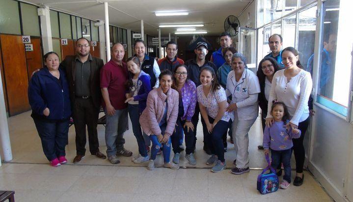 Médicos venezolanos ofrecieron atención gratuita en Jujuy