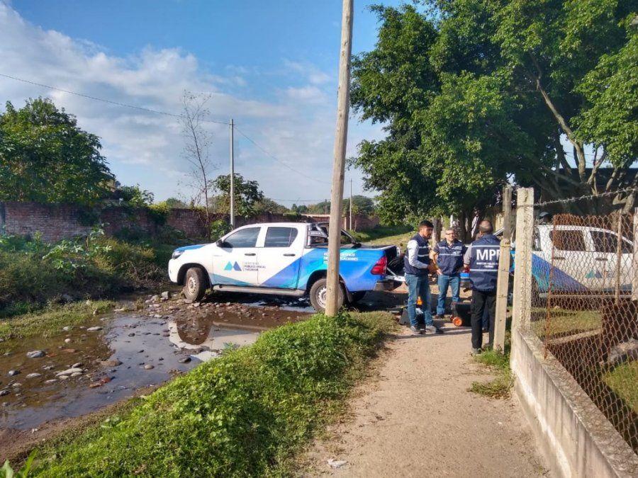 Zona sur: asesinaron esta mañana a un joven de 25 años