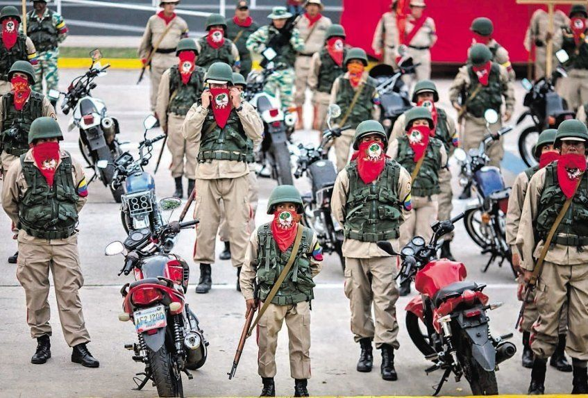 Maduro llamará a un millón de civiles para integrar las milicias