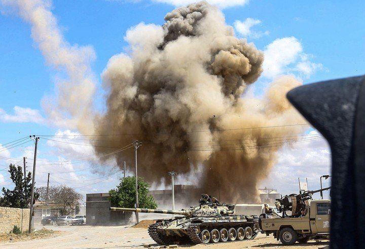 Libia: ascienden a 121 los muertos durante la ofensiva contra Trípoli