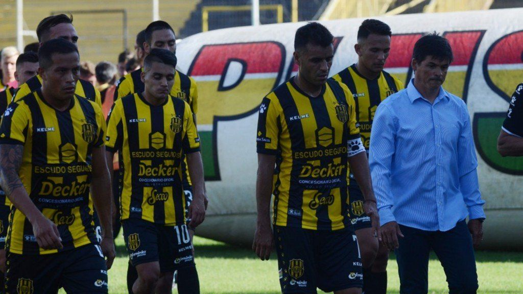 Olimpo descendió al Torneo Federal A