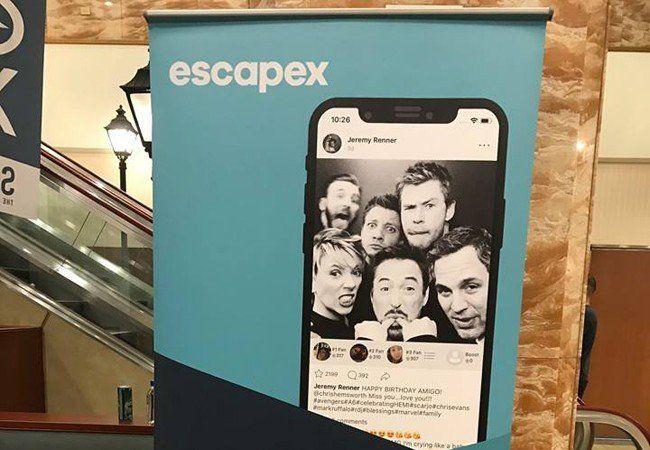 EscapeX: la red social alternativa para influencers y famosos