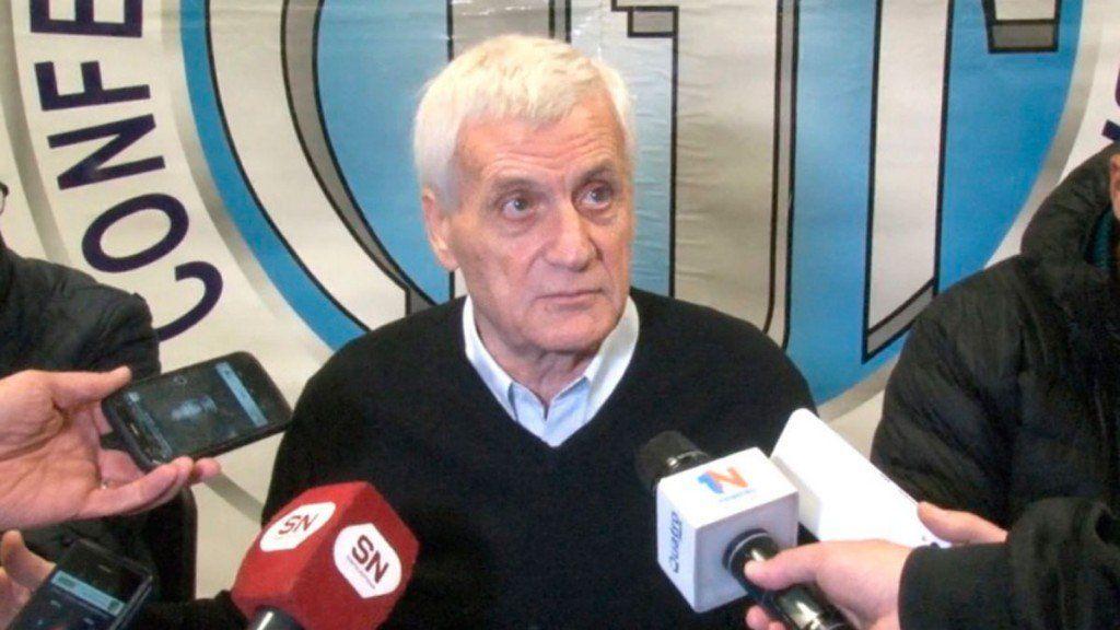 Antonio Caló contó que votaría a Cristina Kirchner sin problema