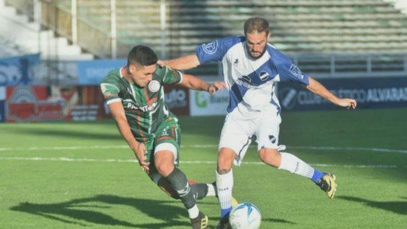 Federal A: San Jorge empató 1-1 con Alvarado en Mar del Plata