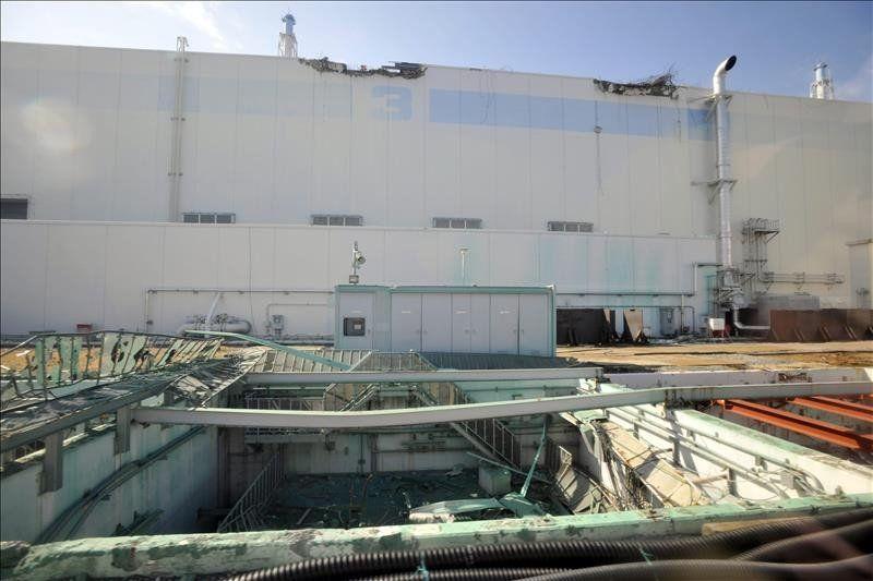 Comienza la retirada de combustible de uno de los reactores más dañados en la planta de Fukushima