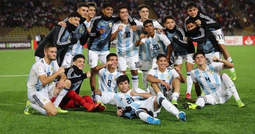 Sudamericano Sub 17: Argentina se consagró campeón
