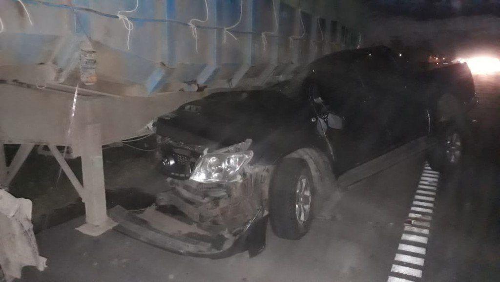 Muere una persona tras un accidente en la zona del Mercofrut