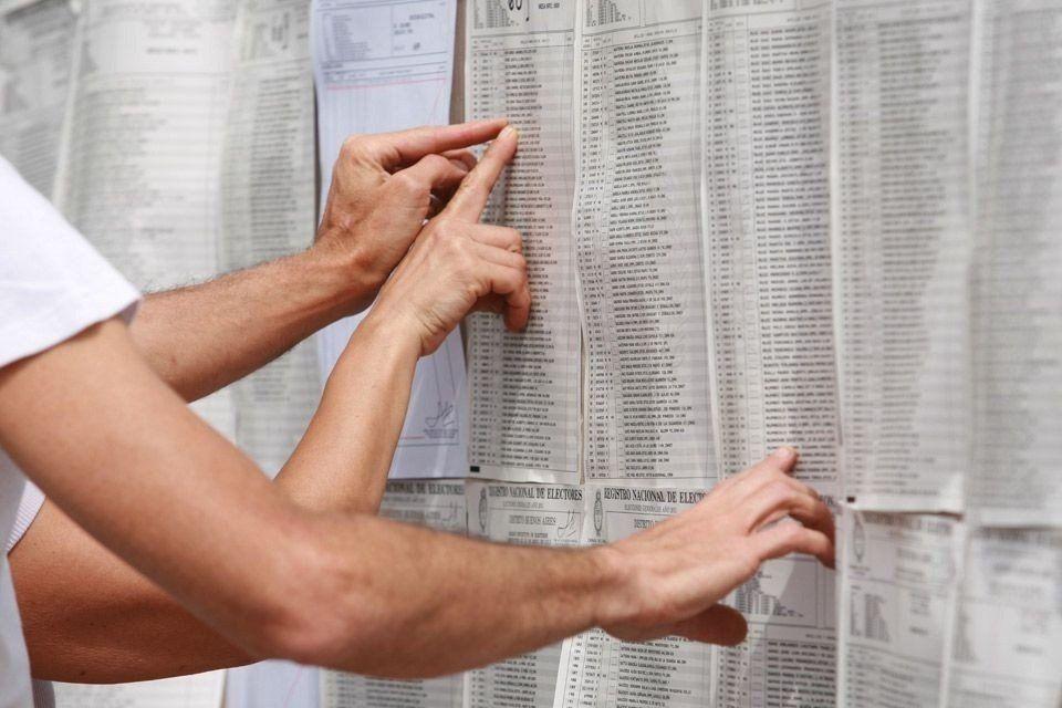 Padrón provisorio: Hasta hoy podrán verificarse los datos
