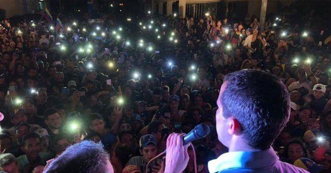 Para Guaidó, estamos cerca de lograr el cese de la usurpación