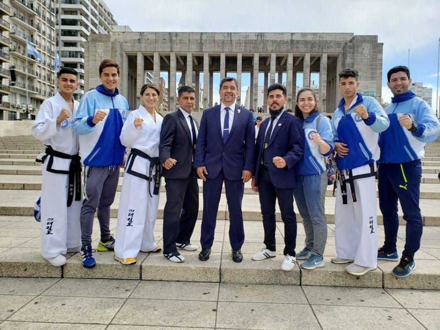 El Taekwondo tucumano se prepara para afrontar un año especial