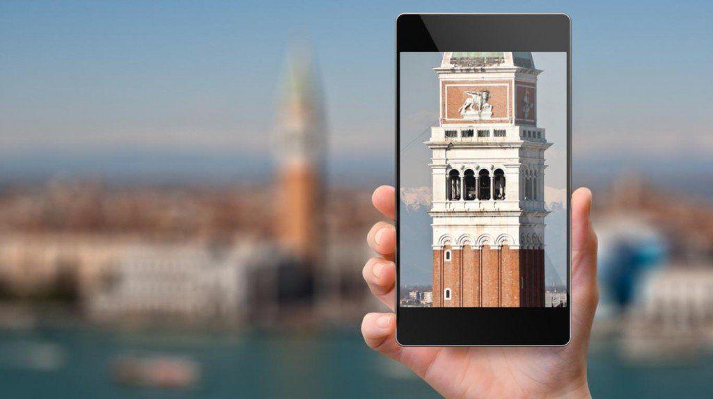 El zoom óptico de Huawei podría generar problemas de privacidad