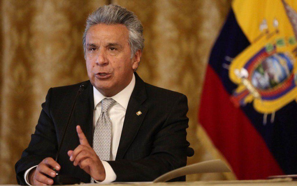 Lenín Moreno denunció que sus críticos gastan 3 millones de dólares al mes en