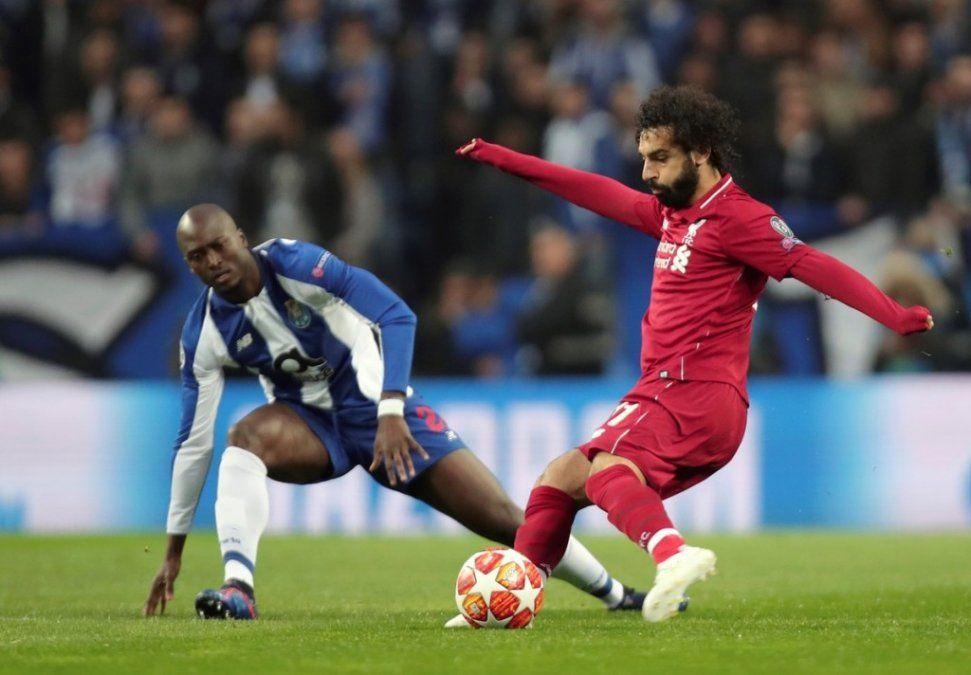 Liverpool goleó a Porto, pasó a semifinales y ya piensa en el Barcelona