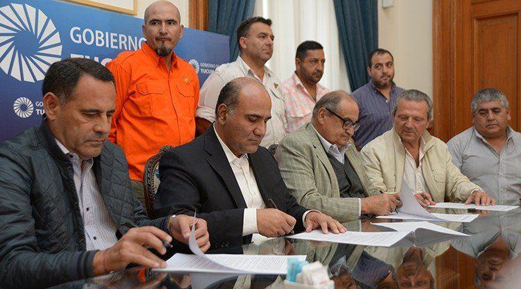 Se acordó el aumento del 25% para los trabajadores de Vialidad provincial