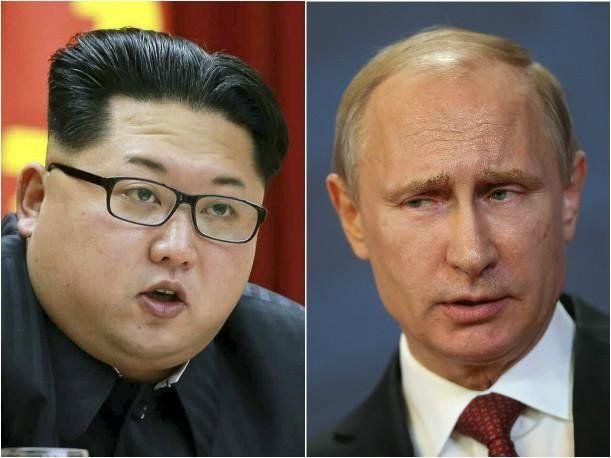Vladimir Putin recibirá a Kim Jong-un en Rusia a finales de abril