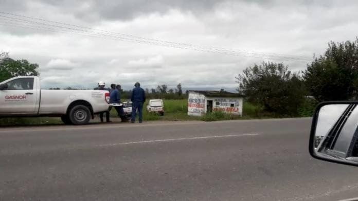 Por maniobras de Gasnor se vio afectada la población de Monteros