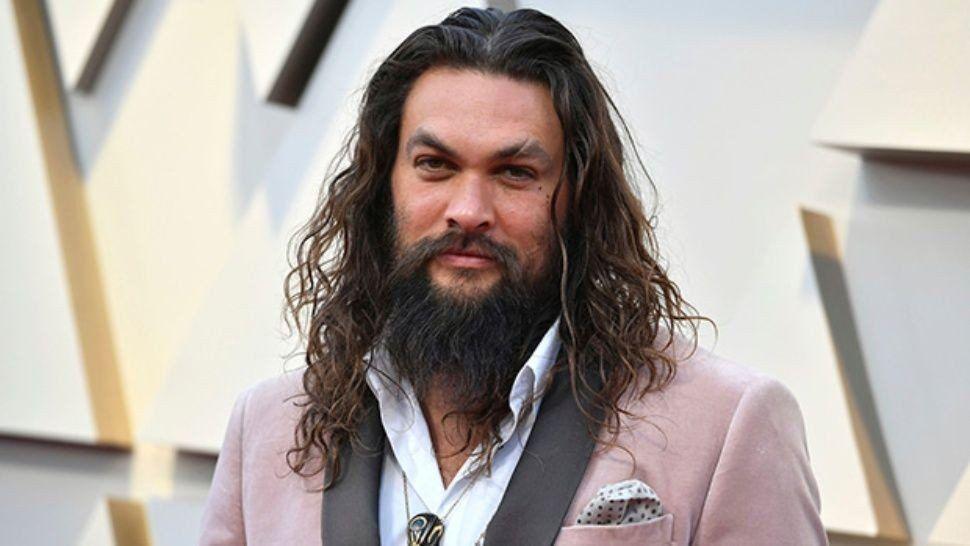 El actor de Aquaman se afeitó después de siete años