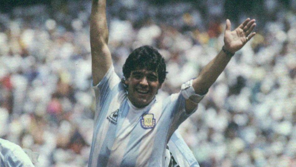 El documental sobre Maradona se estrenará en Cannes