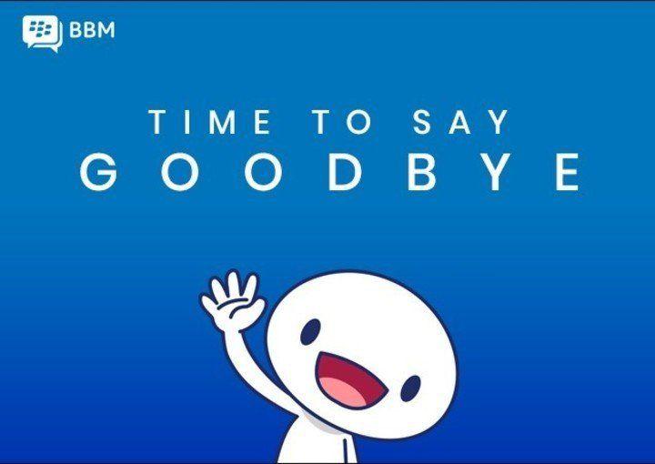 BlackBerry Messenger dejará de funcionar a partir del 31 de mayo