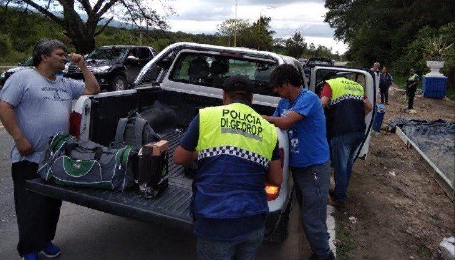 El monitoreo de frontera regional contó con más de mil policías tucumanos