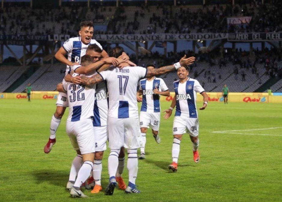 Talleres le ganó a San Martín de San Juan por penales y será rival de Atlético