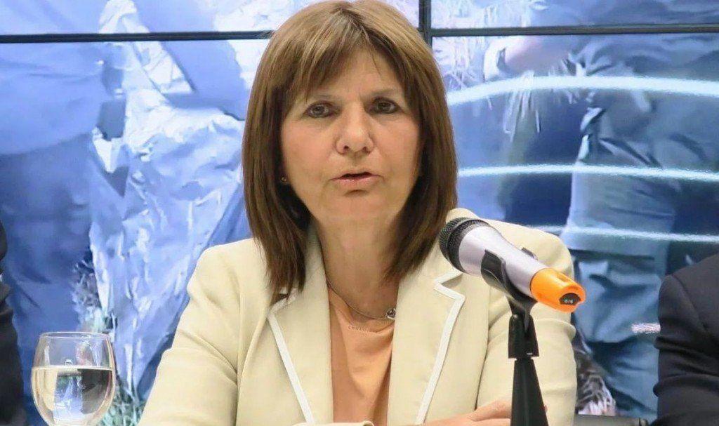 Bullrich criticó el paro del 30 de abril: va en contra de la gente