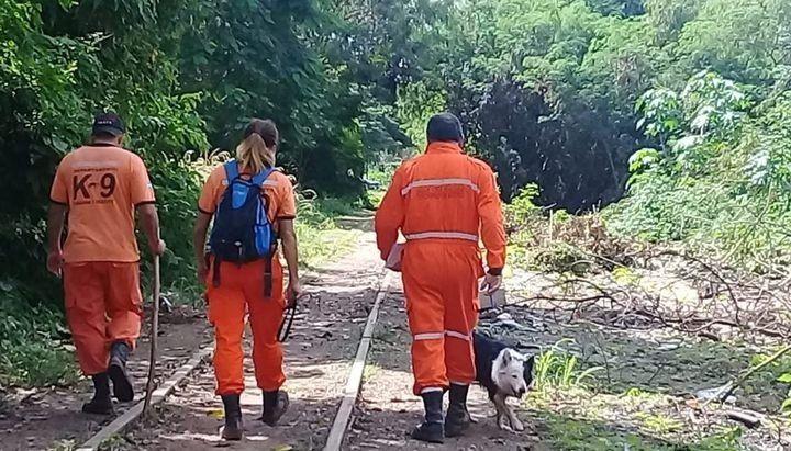Más equipos de canes se suman a la búsqueda de María Machuca en Jujuy