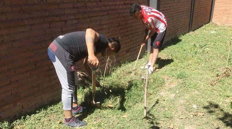 Pacientes del Obarrio se preparan para su reinserción social