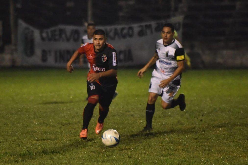 Ñuñorco le ganó a Sportivo Guzmán y Concepción FC empató ante Amalia