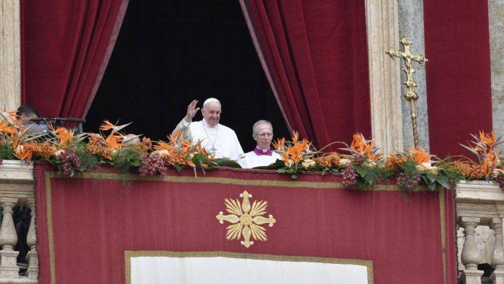 El Papa pidió que se terminen las injusticias sociales
