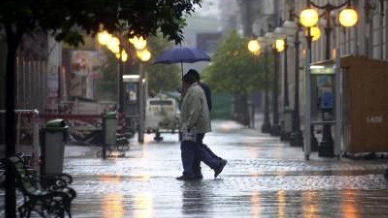 Abrí el ropero: las lluvias traerán un frente frío y descenso de temperaturas