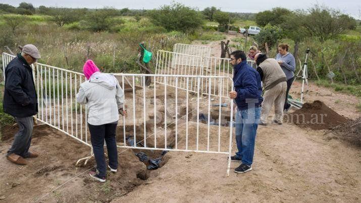 Encontraron restos fósiles prehispánicos en el sur de Santiago del Estero
