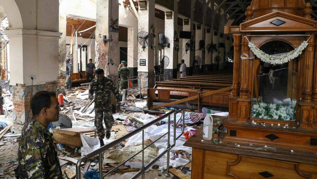 Ya son 290 los muertos, 500 los heridos y 24 sospechosos fueron detenidos por los atentados en Sri lanka