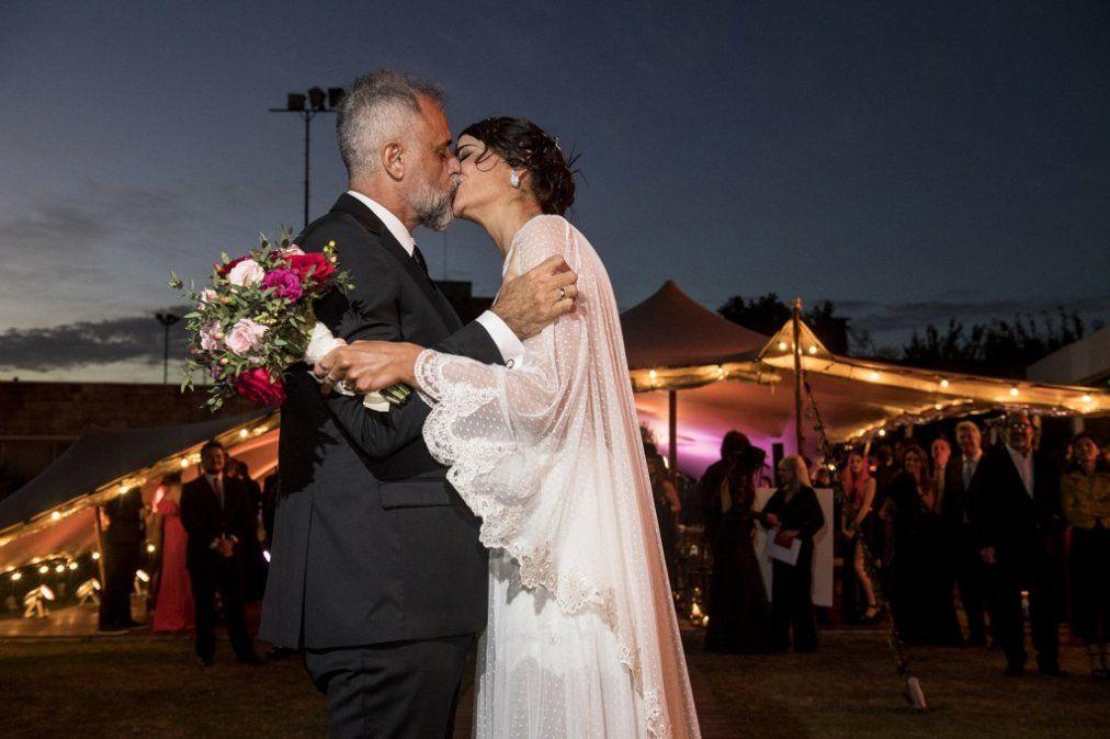 Los entretelones ¡y lo que nadie te contó! de la boda de Jorge Rial y Romina Pereiro
