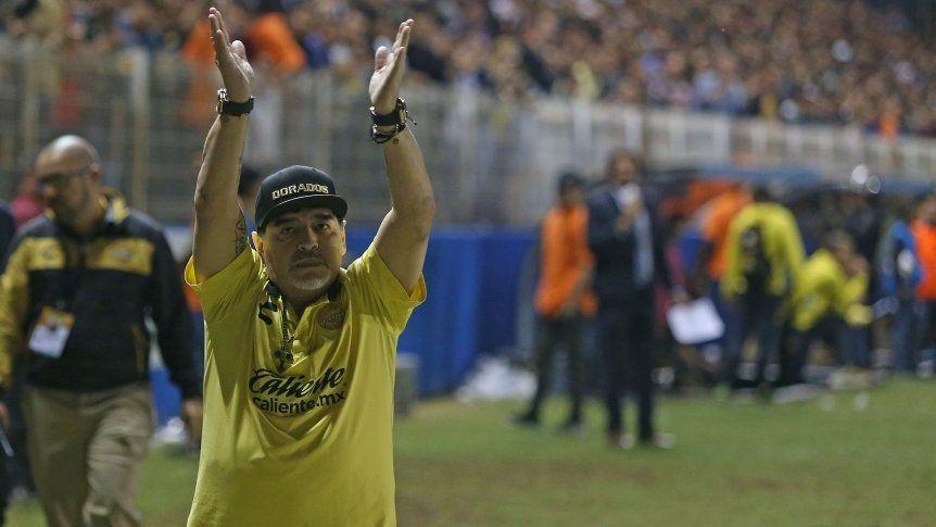El Dorados de Maradona avanzó a las semifinales del Clausura