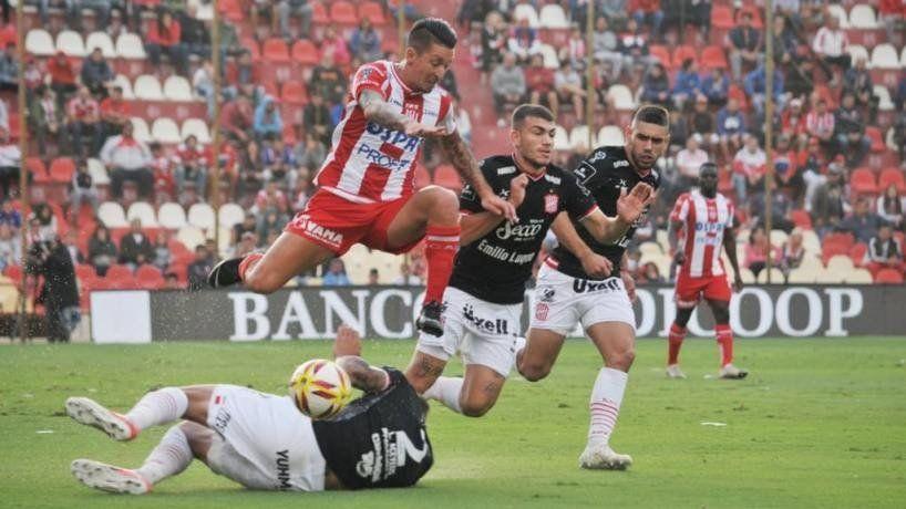 Matías García tiró un palo a los que se fueron