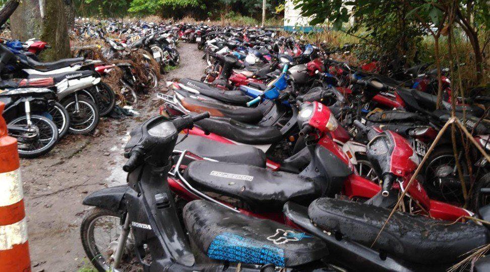 Más de 3 mil motos con irregularidades fueron secuestradas desde diciembre