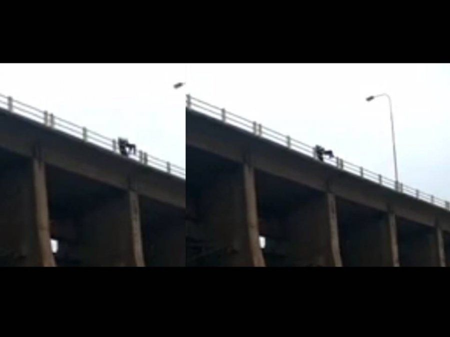 Un policía evitó que una adolescente se arrojara al dique de Termas de Río Hondo