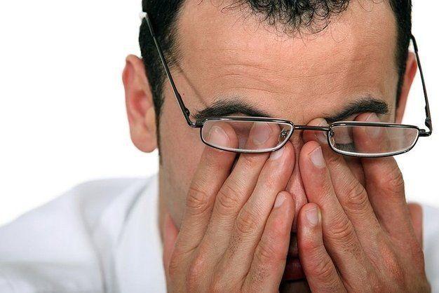 Los problemas oculares pueden desencadenar cefaleas