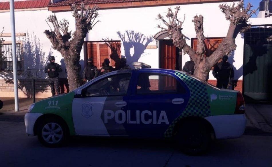 Detuvieron al líder de la UOCRA de Olavarría por extorsión