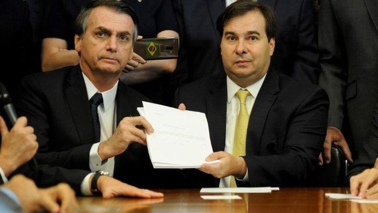 El Congreso inició el debate de la reforma jubilatoria, un proyecto clave para Bolsonaro