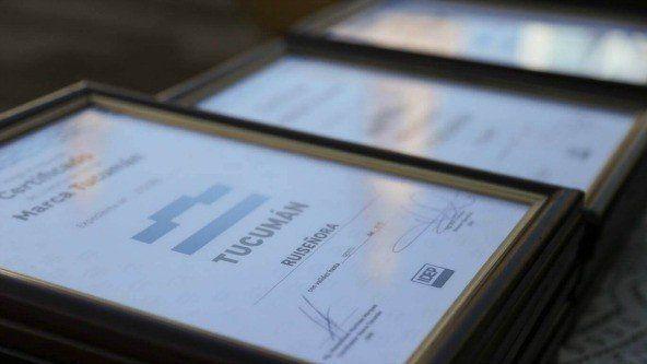 El IDEP distinguió a 40 nuevas empresas con la Marca Tucumán