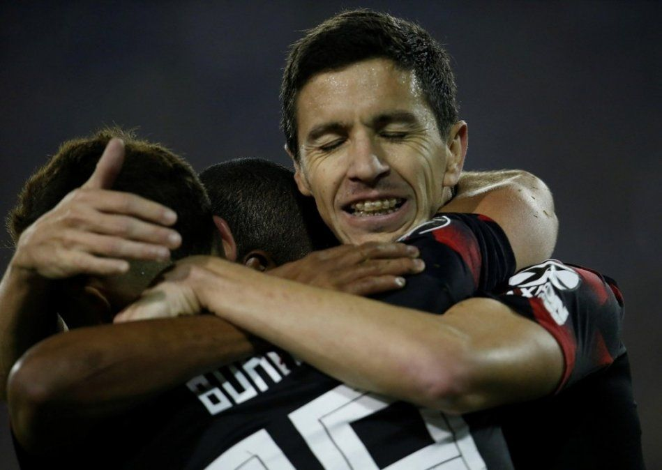 Copa Libertadores: River ganó en Chile y pasó a octavos