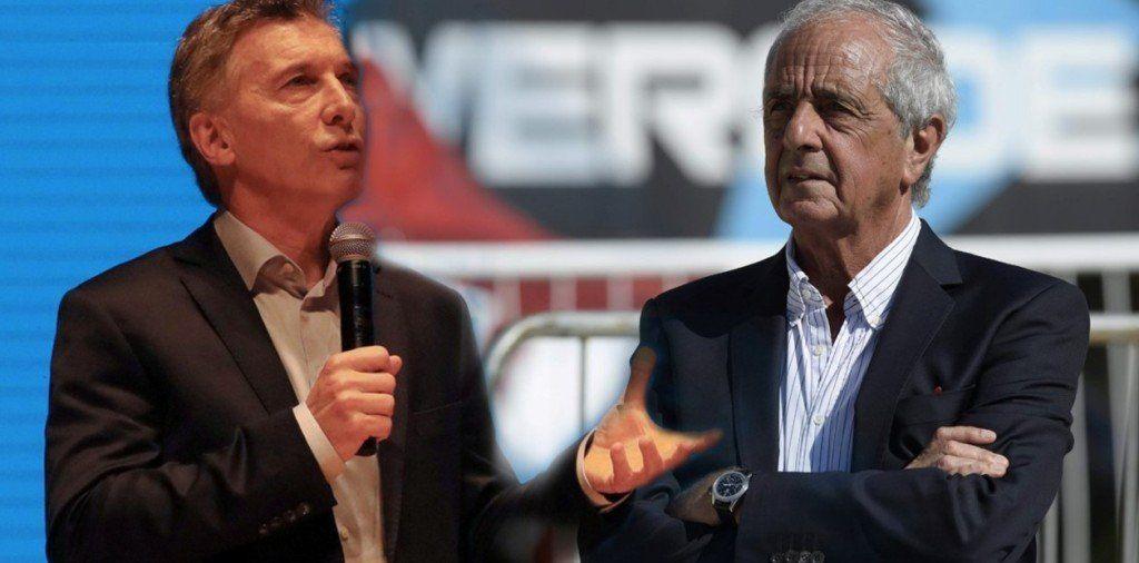 DOnofrio le propuso a Macri construir un estadio único para River y Boca