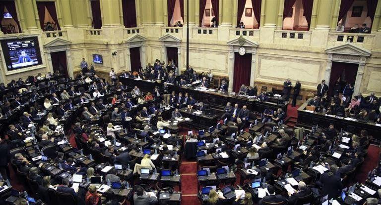 La Cámara de Diputados aprobó una serie de proyectos de consenso