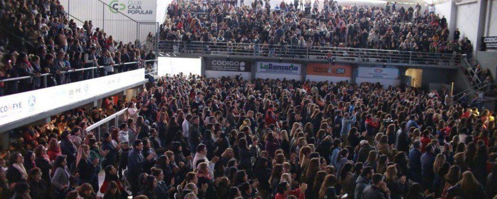 Arranca en Tucumán el 3º Congreso Internacional de Educación