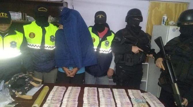 La Policía secuestró armas y drogas en 22 allanamientos