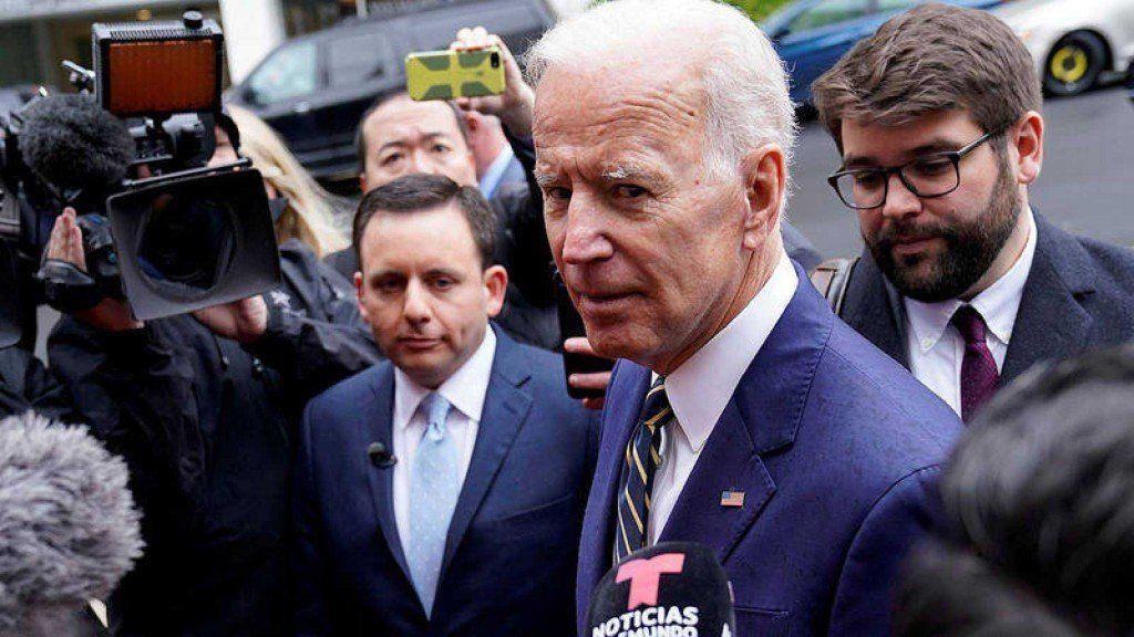 El exvicepresidente Joe Biden anuncia su candidatura a las elecciones estadounidenses de 2020