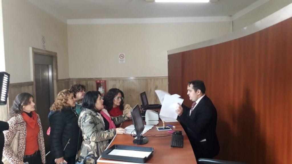 Mujeres de prensa presentaron un protocolo de acción en casos de violencia