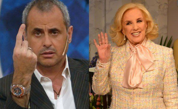 Mirtha Legrand intervino en el duelo familiar con Jorge Rial: Nunca nos quiso